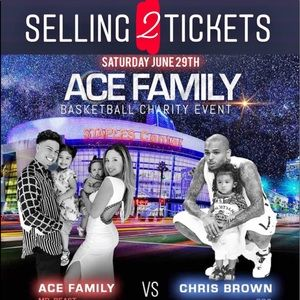 Ace family tickets